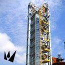 Тульская область - Зерносушилка VESTA на газе производительностью 50 т/час
