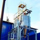 The Novgorod Region — Feed Plant with the capacity 5 t/h, Dispatch Silos