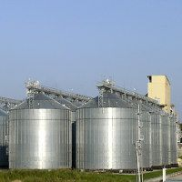 Galvanized Steel Silos