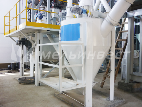 The Belgorod Region, Feed Plant with the capacity of 4t/h